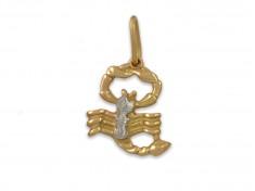 Златна зодия Скорпион