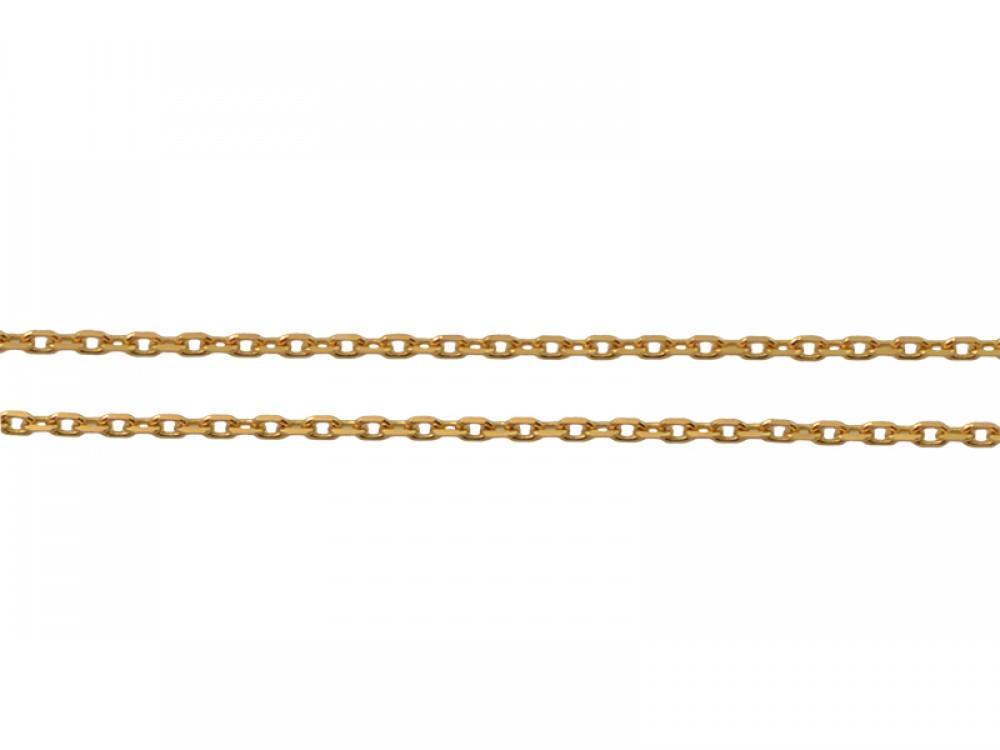 Класически златен синджир