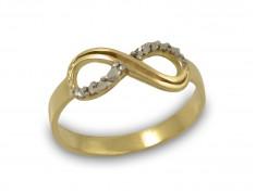 Златен пръстен Безкрайност