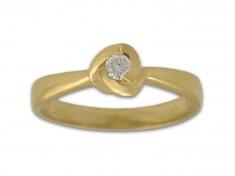Златен пръстен Розичка