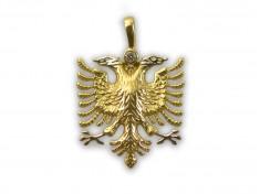 Медальон Двуглав орел